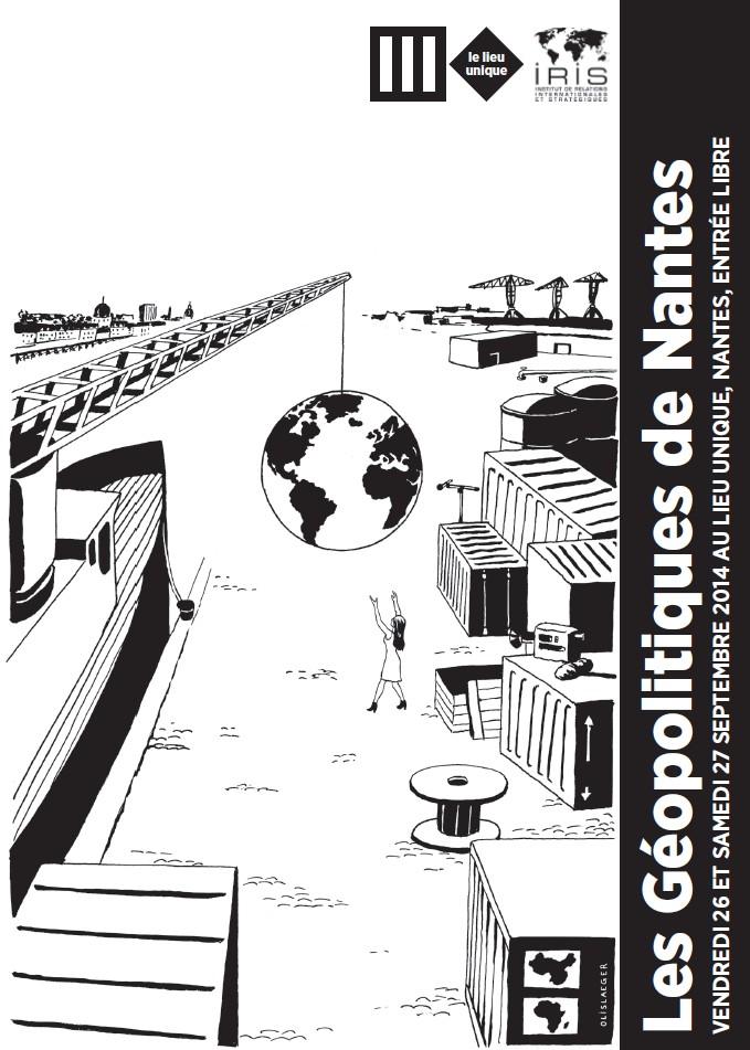 Géopolitiques de Nantes 2014