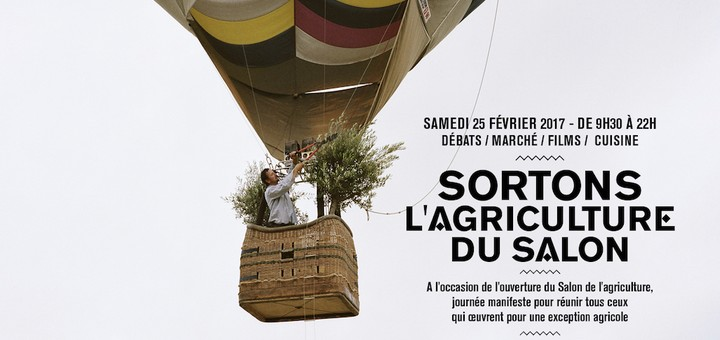 Sortir l agriculture du salon programme lascaux for Programme salon agriculture 2015